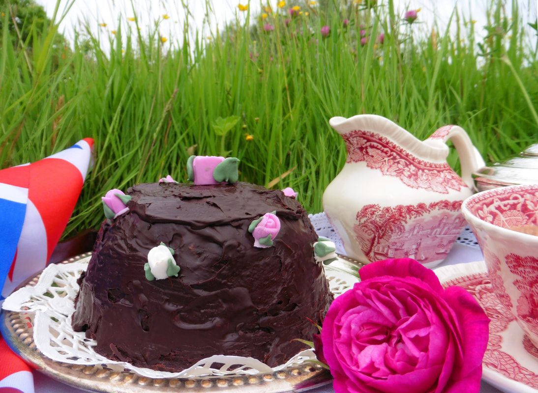 Mrs Simkins recipe: The Queen's Favourite Chocolate Biscuit Cake!