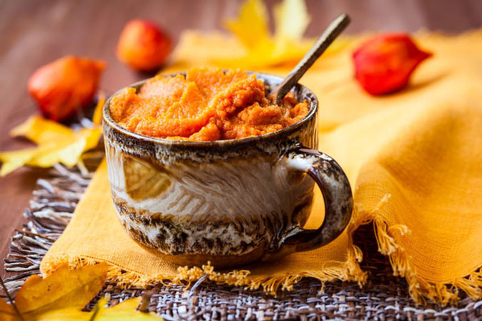Miss Windsor's recipe for pumpkin puree for pumpkin pie!