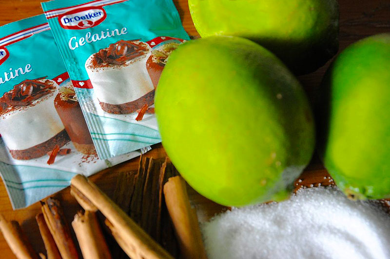 Recipe: Miss Windsor's Cinnamon Lime Jelly - made with Dr.Oetker Gelatine!