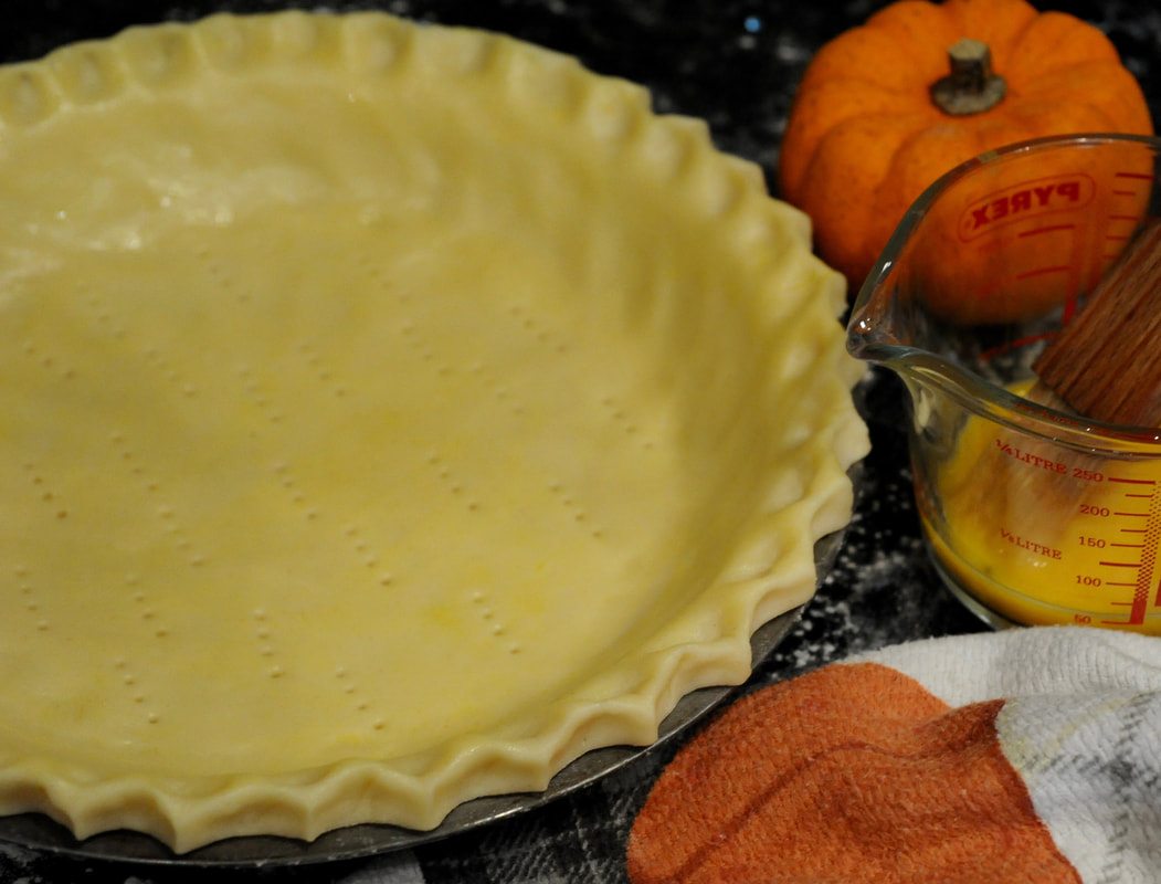 Miss Windsor: short-crust pastry for Fannie Farmer's Old-Fashioned Pumpkin Pie Recipe!