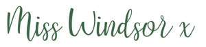 Miss Windsor signature