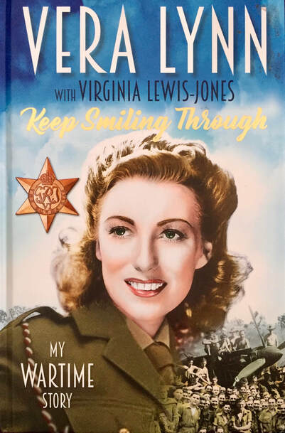 Dame Vera Lynn - Keep Smiling Through book